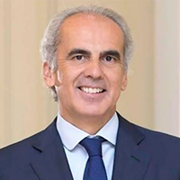 Excmo. Sr. D. Enrique Ruiz